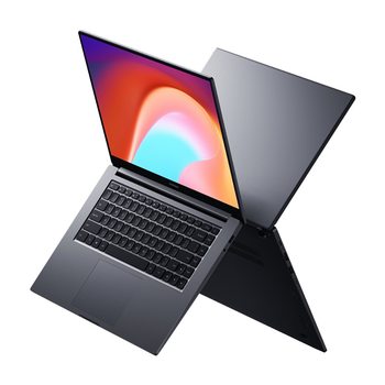 Xiaomi RedmiBook 16 laptop 16.1inch AMD Ryzen R7-4700U/R5-4500U 16GB 512GB Win10 100%sRGB ultra-thin Office Notebook PC 4