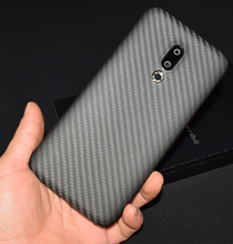 Carbon fiber Case Cover FOR Meizu 17 PRO 16S Pro 16th Plus Ultra thin Business handmade