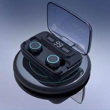 Беспроводные наушники с сенсорным управлением bluetooth стерео