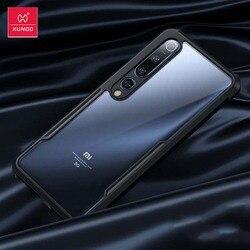 Dla Xiaomi Mi 10 Pro Case XUNDD luksusowa poduszka powietrzna odporna na wstrząsy pełna ochronna tylna pokrywa funda dla xiaomi mi 9 pro чехол