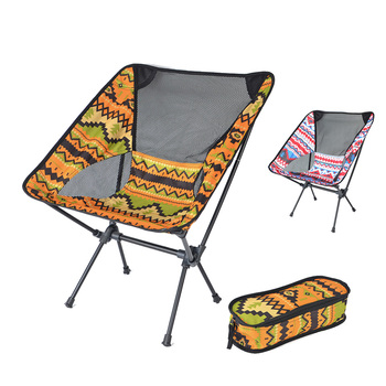 HooRu Foldable Portable chair Picnic Fishing Camping Folding chair Outdoor Backpacking Lightweight chairs with Carry Bag naturehike portable fishing chair foldable 2 colors steel folding hiking picnic barbecue beach vocation camping chairs