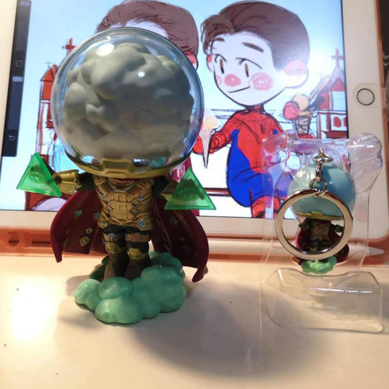 Funko פופ מארוול ספיידרמן מיסטריו #477 #473 ויניל איור בובות צעצוע מארוול ספיידרמן פעולה איור צעצועים מתנת יום הולדת לילדים