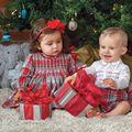 2 шт., винтажные комплекты одежды для мальчиков и девочек