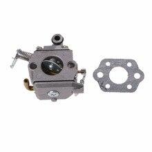 цены на Fuel Supply System Car Kit Carburetor Carb For Zama C1Q-S57B Fit STIHL MS170 MS180 Parts 1130120060 Carburetors  в интернет-магазинах