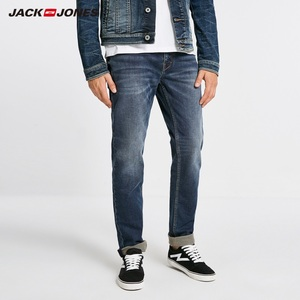 Image 1 - JackJones Winter Mens Cotton Warm Comfortable Jeans Menswear 218432514