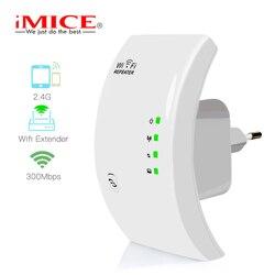 Tốc Độ Không Dây 300Mbps Repeater Wifi Tăng Áp Bộ Khuếch Đại Wi-Fi Tín Hiệu Dài Bộ Khuếch Wi Fi Repeater 802.11N Điểm Truy Cập