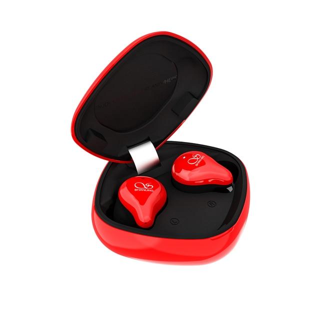 Shanling MTW100 Wireless Earphone TWS Bluetooth 5.0 IPX7 Waterproof In-ear Wireless Earphone 3