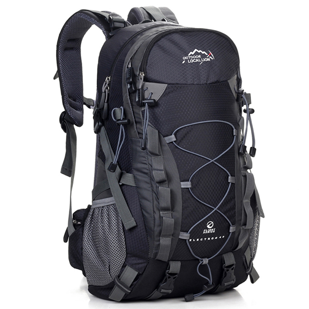 Cross Border for Local Lion 40L Backpack Outdoor Bag Men And Women Backpack Sports Bag Outdoor Backpack Wholesale 443