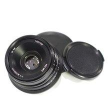 Pixco 25mm F1.8 HD.MC Manual Focus Lens Suit for Fujifilm FX Mount Camera Like X-A1 X-A2 X-AT X-M1 XM2 X-T1 X-T2 X-T10 X-Pro1 X-