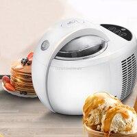 home automatic ICM 1000A mini icecream machine household intelligent DIY ice cream maker 1L 220V