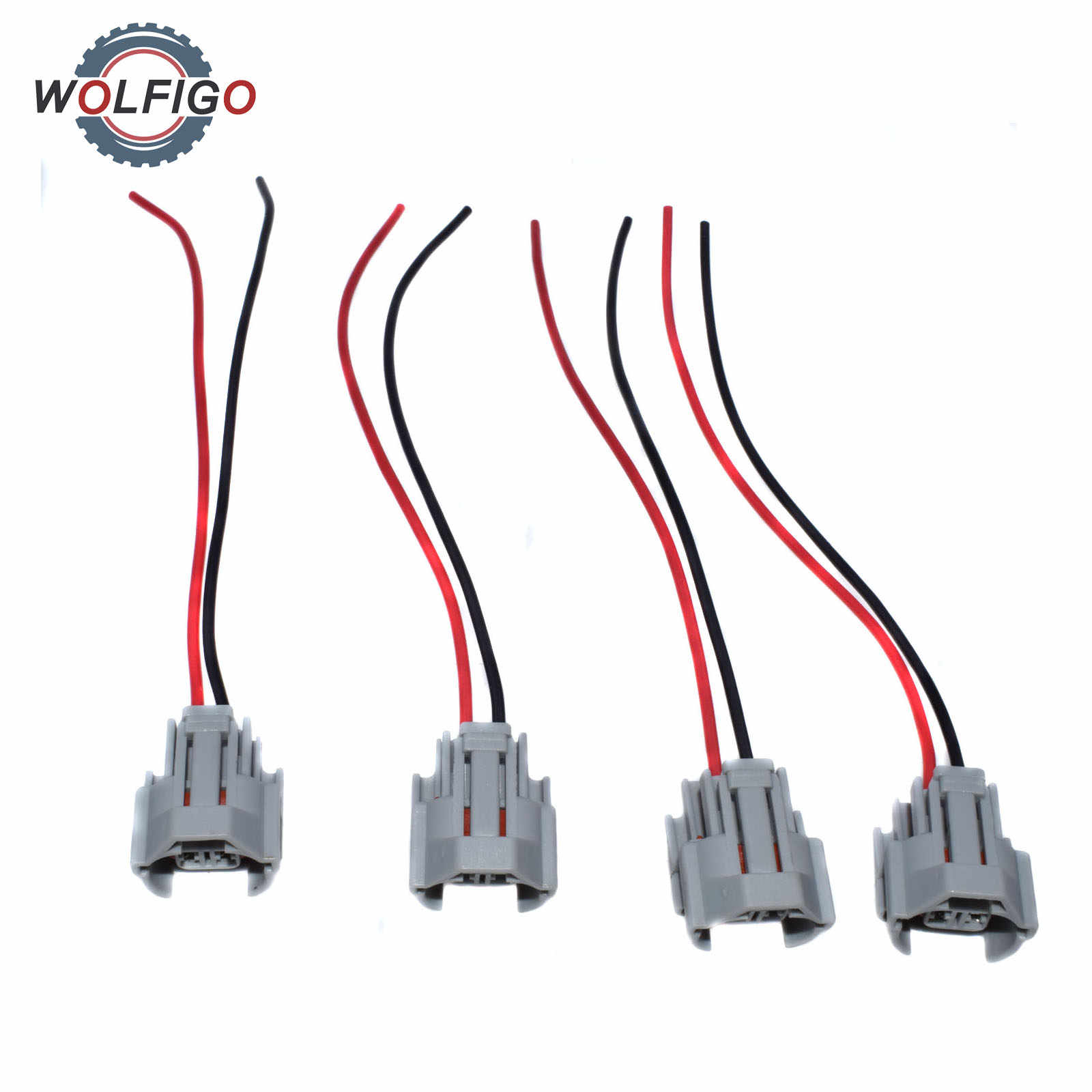 [DIAGRAM_34OR]  WOLFIGO New Fuel Injector Connector Pigtail Plug Wire Harness Wiring For  DENSO FIC2150| | - AliExpress | Denso Wiring Harness |  | www.aliexpress.com