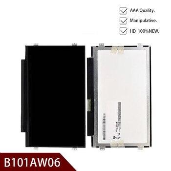Matriz LCD delgada de 10,1 pulgadas, alta calidad, B101AW06 V.1 LTN101NT05 N101I6-l0d...