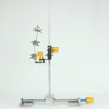 High quality XYZ-400 3D 40cm linear slider rail and winder rig system for stop motion animation