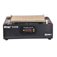 Uyue S300B 3 In 1 Midden Frame Separtor Machine Bezel Ingebouwde Vacuüm Voor Lcd Opknappen Repair 7 Inch