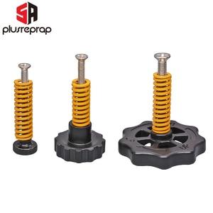 4PCS M3/M4 Screws Nuts Heat Be