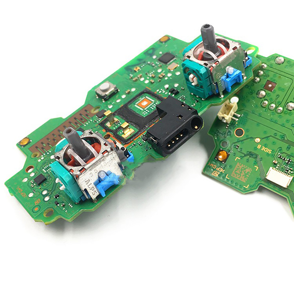 Replacement Gamepad Board For Playstation 4 PS4 Gamepad Repair Parts Joystick Controller Function Motherboard
