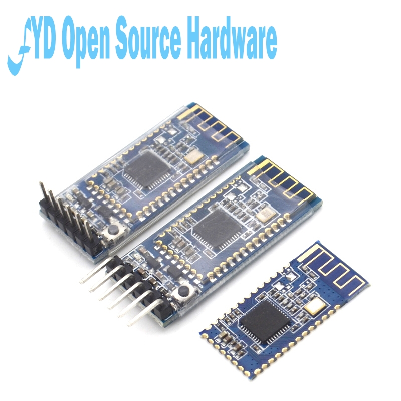1pcs AT-09 BLE 4.0 Bluetooth module  CC2540 CC2541 Serial Wireless Module compatible HM-10 for Android IOS