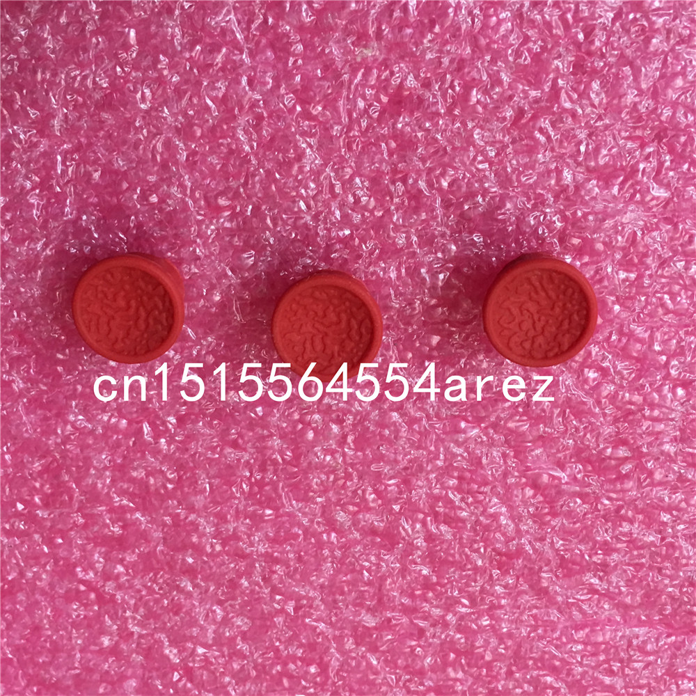 3pcs New Lenovo ThinkPad Laptop Little Red Riding Hood Dot Trackpoint Concave Red Cap