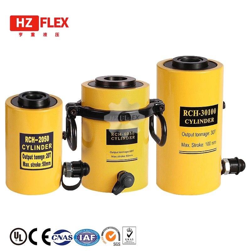 Aletler'ten Hidrolik Aletler'de RCH 60100 İnce tip hidrolik silindir