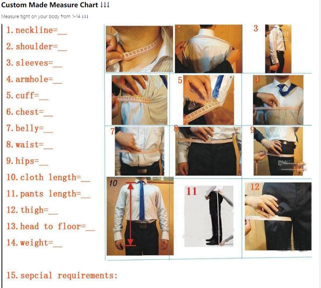 Custom 2020 Slim Fit Wedding Tuxedos With Peaked Lapel Men Groomsmen Suits Three Pieces Prom Business Suit (Jacket+Vest+Pants)