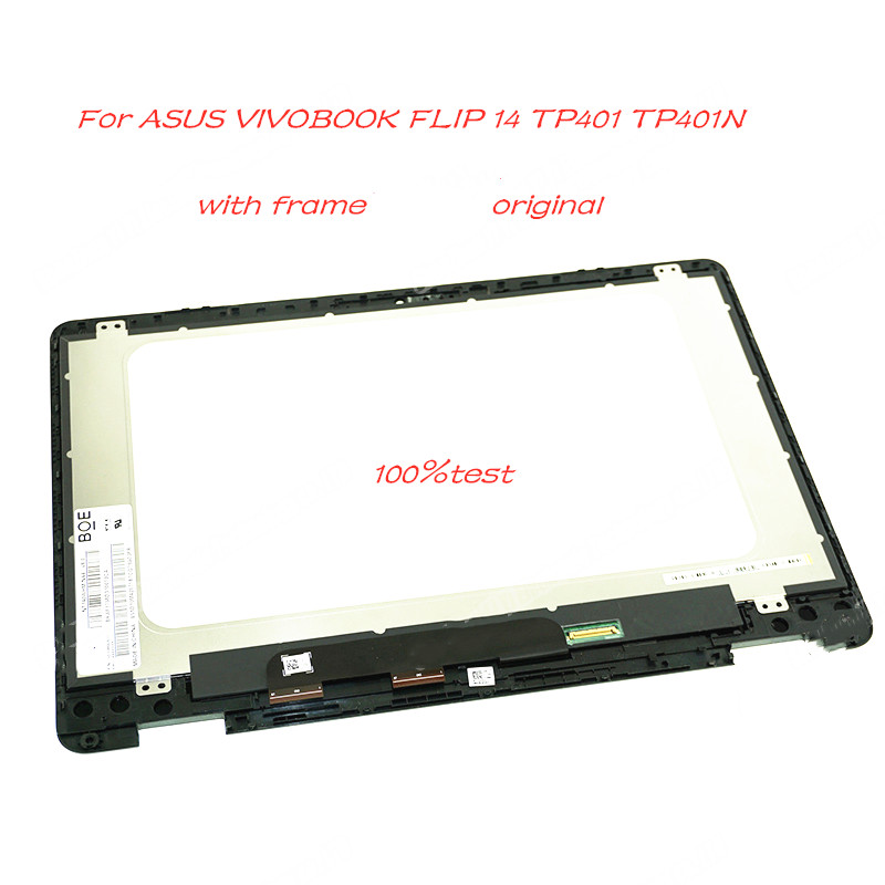 "12.3/"" 1920x1280 Fr Dell Latitude 12 5285 Panel LCD Display Touch Digitizer Frame"