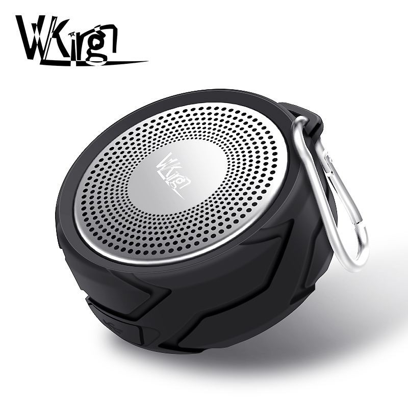 VVKing Wireless Bluetooth Speaker Outdoor Portable altavoz Stereo With Mic Loudspeaker IPX6 Waterproof High Quality Speaker Bass-in Portable Speakers from Consumer Electronics