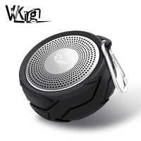 VVKing altavoz Bluetooth inalámbrico portátil al aire libre altavoz estéreo con micrófono altavoz IPX6 impermeable alta calidad altavoz bajo