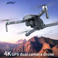 JJRC X19 Drone 5G WiFi FPV 4K Cámara Dual de HD Motor sin escobillas GPS volver posicionamiento plegable RC Quadcopter del X17 SG907.