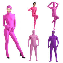 Розовый костюм для детей от joji костюмы зентай на заказ Хэллоуин
