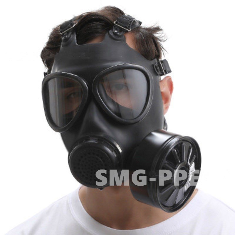 Chemical Gas Mask 87 FMJ05 Paint Cs Anti-Terrorism Mask Respirator Toxic Smoke Prevention Firefight Spray Mask with Types Filter