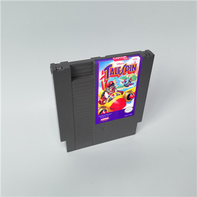 Talespin Tale Spin - 72 pins 8bit game cartridge image