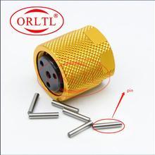 ORLTL три-раздвижной гаечный ключ булавки инжектор Cr удалить инструменты для снятия Cr Dens0 дизельный клапан впрыска топлива E1024029