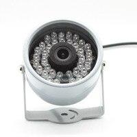 HD 2MP 1/2.8 Sony IMX307 Starlight CCTV IP Camera Black light illumination Security Network H.265+