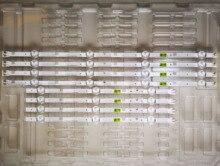 10 Bộ Mới Ban Đầu Dây Đèn LED Dành Cho Samsung UN43J5200 2015 SVS43 Fcom V5DN 430SMA R1 V5DN 430SMB R1 BN96 37294A 37295A BN96 38878A