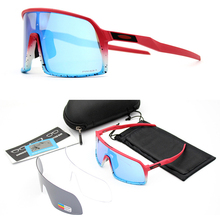 Polarized Cycling Glasses Sutro UV400 Bicycle Sunglasses Men Women Sport Mountain Bike 3 Lens Accessories BC0063