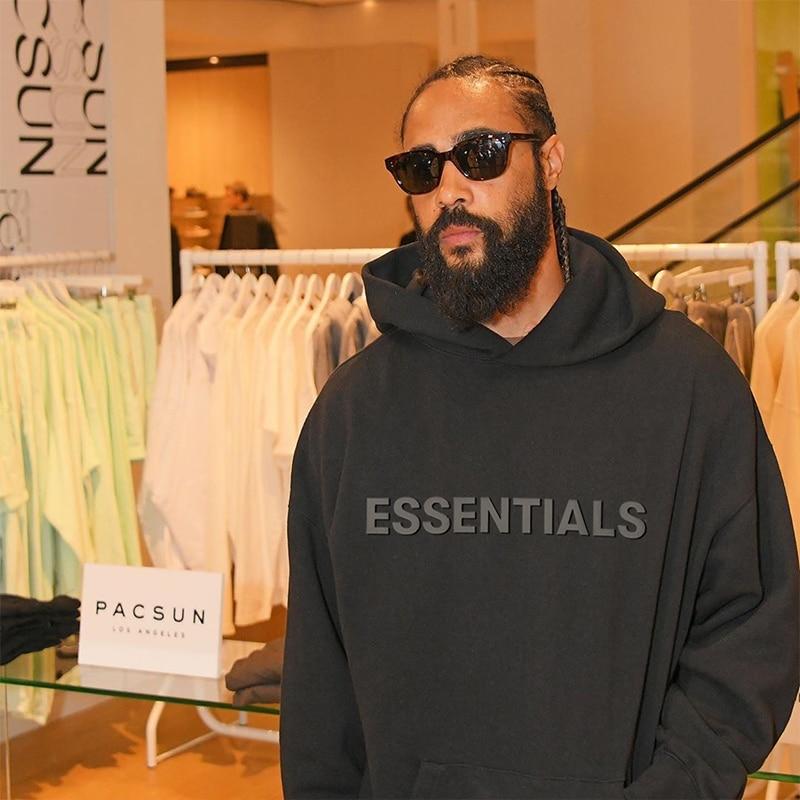 Jesus is king Essentials Jerry Lorenzo Cotton Sweatshirt Sweatpants 4
