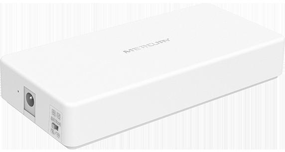 mercury 8-port Gigabit security monitoring dedicated switch MCS1508M RJ45  over distance port MAC desktop plastic case mini-3