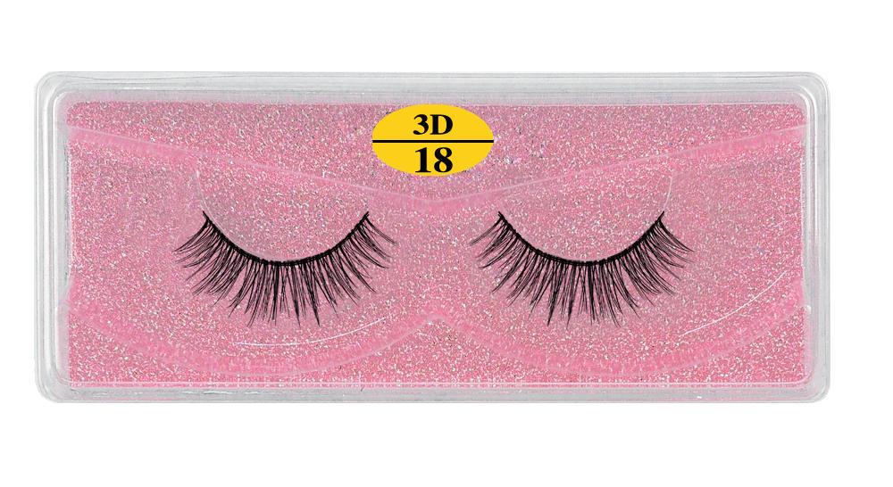 Hf27e9b50eedb435bb5bb4b5359a8f358Y - MB Eyelashes Wholesale 40/50/100/200pcs 6D Mink Lashes Natural False Eyelashes Long Set faux cils Bulk Makeup wholesale lashes