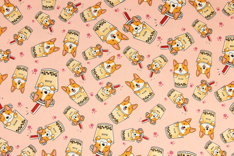 Thick Cotton Fabric 001
