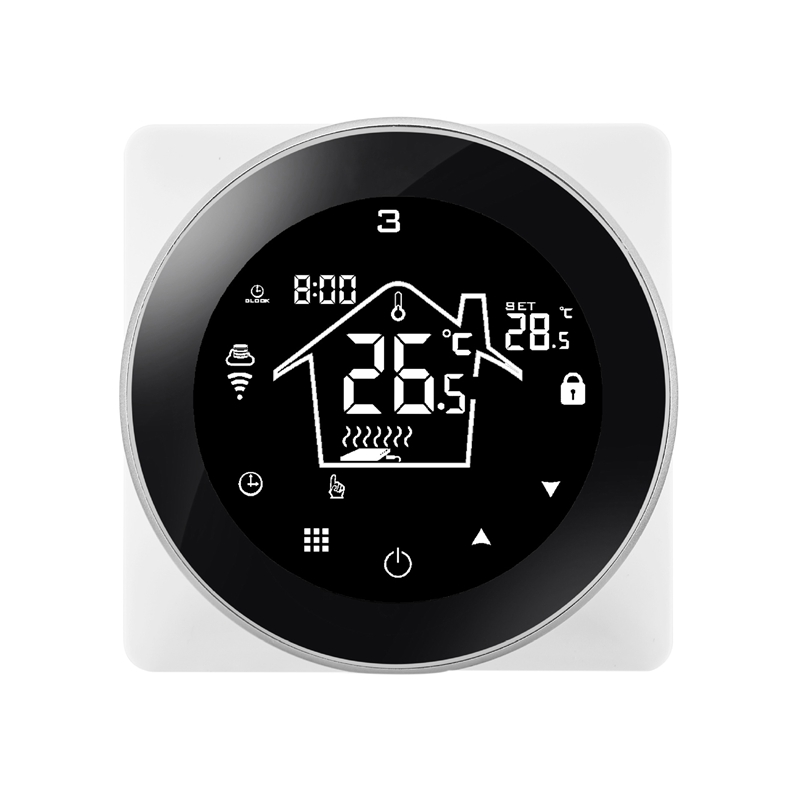 Wifi Thermostat Gas Boiler Heating Thermostat A Gas Boiler Convex Programmable Temperature Controller