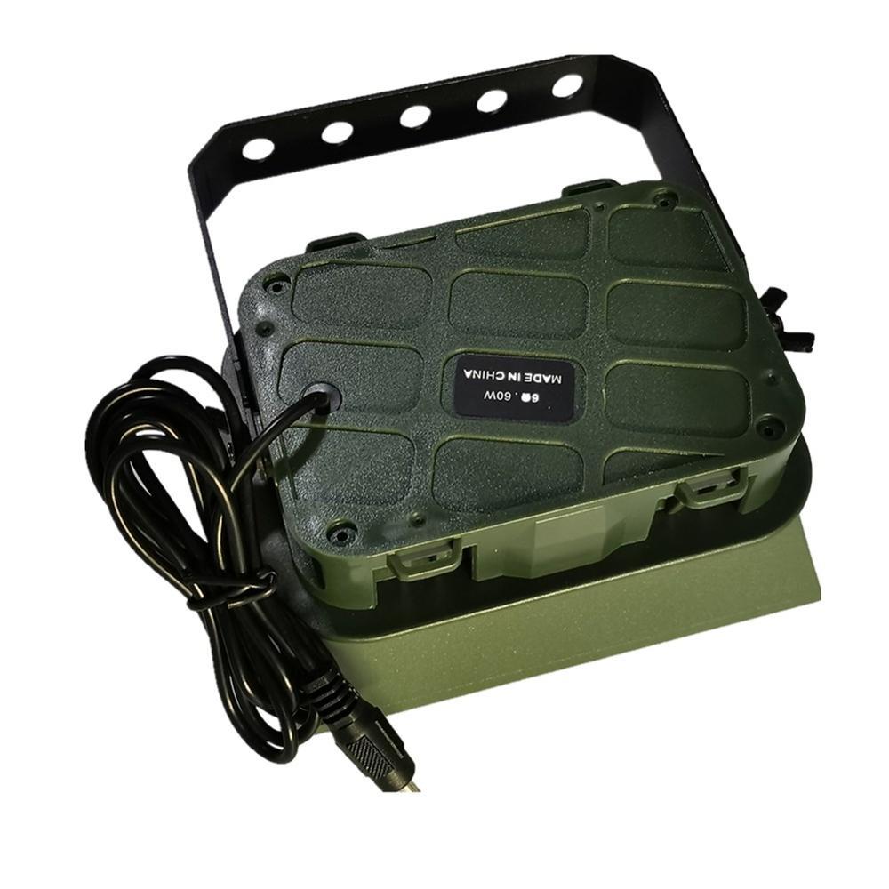 BK1221 60W 160db 사냥 디코이 사냥 스피커 버드 발신자 시끄러운 스피커 오리 디코이 방수 조류 MP3 앰프 거위 Duc 들어