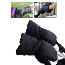 Winter Warm Stroller Glove Pram Hand Muff Baby Stroller Accessory Baby Accessories Windproof Thickened Baby Stroller Gloves