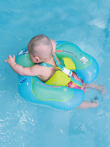 Toy Rings Swim-Pool-Accessories Swimming-Float-Ring Bathing Double-Raft Baby Inflatable