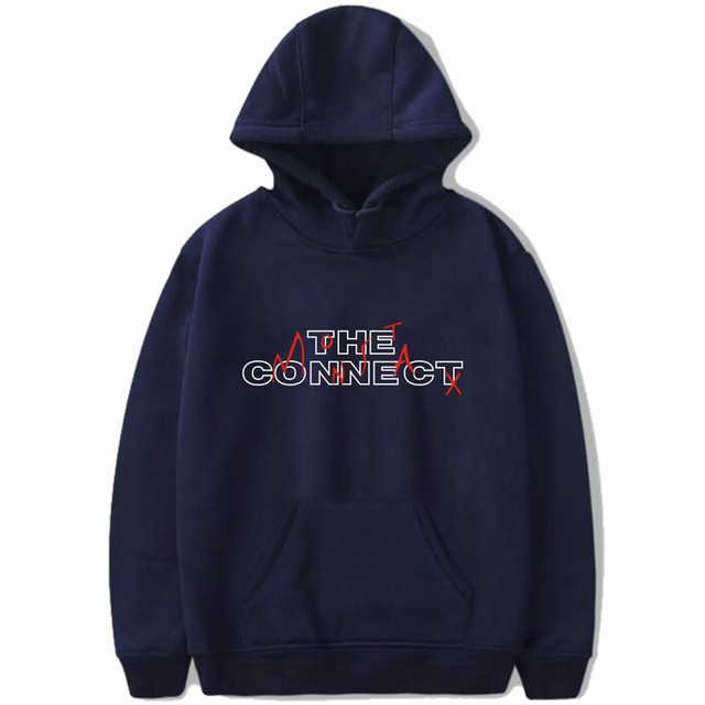 MONSTA X WORLD TOUR THE CONNECT HOODIE (6 VARIAN)
