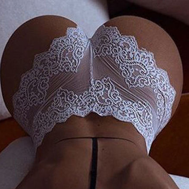 Sexy Fun Lace Openwork Lace Briefs Panties G-string Brief Thong Lingerie Knicker Underwear Lace 2020 Sexy Panties Low Waist