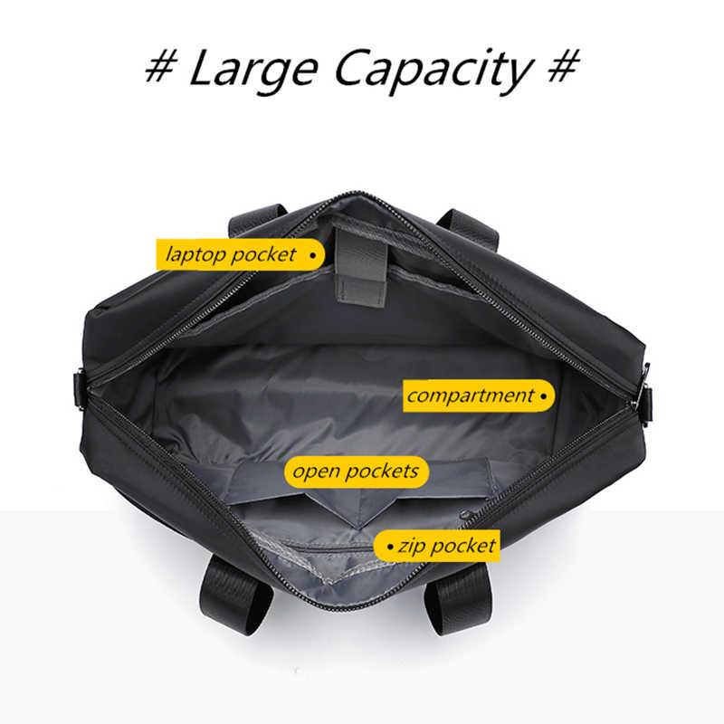 """BISON DENIM Multifunctional กระเป๋าเดินทางขนาดใหญ่ผู้ชายกระเป๋าเดินทางกระเป๋า 17 """"กันน้ำผ้าใบ Duffle กระเป๋าวันหยุดสุดสัปดาห์ N5109"""