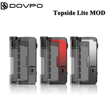 Original DOVPO Topside Lite squonk Mod 90.0W Electronic Cigarette Vape with 10ml  squonk bottle OLED Vaporizer