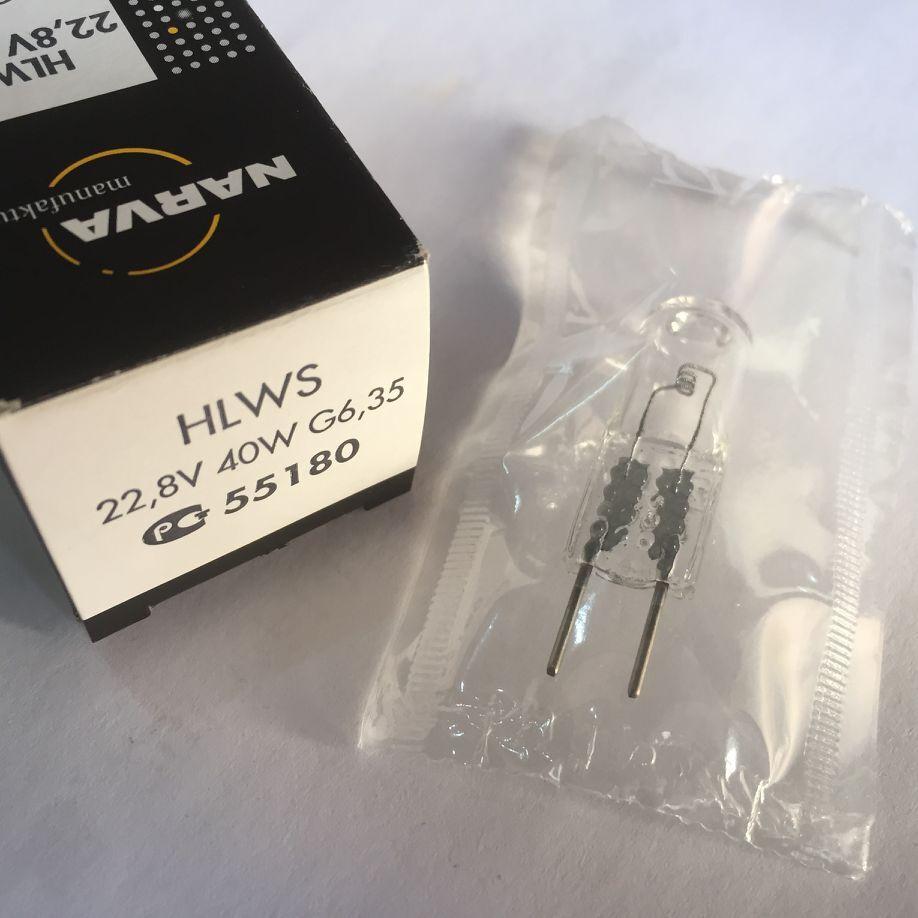 Hlws 22 8v 40w G6 35 Halogen Bulb