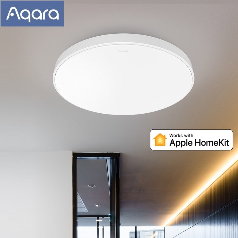 The Latest  AQara OPPLE MX480 Smart Ceiling Light APP Voice Control 3500lm 4 Lighting Modes Simple LED Lamp Zig