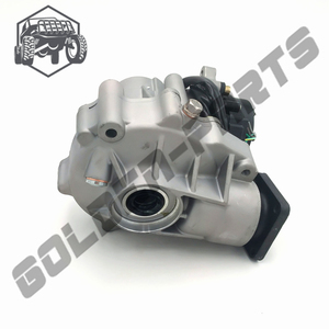 front axle Front Transmission Box Gearbox Differential Diff Axle 500 600 X5 X6 0181-310000 go kart BUGGY